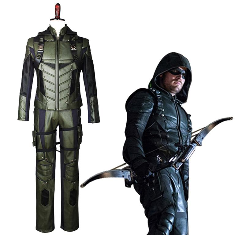 costume green arrow d'occasion