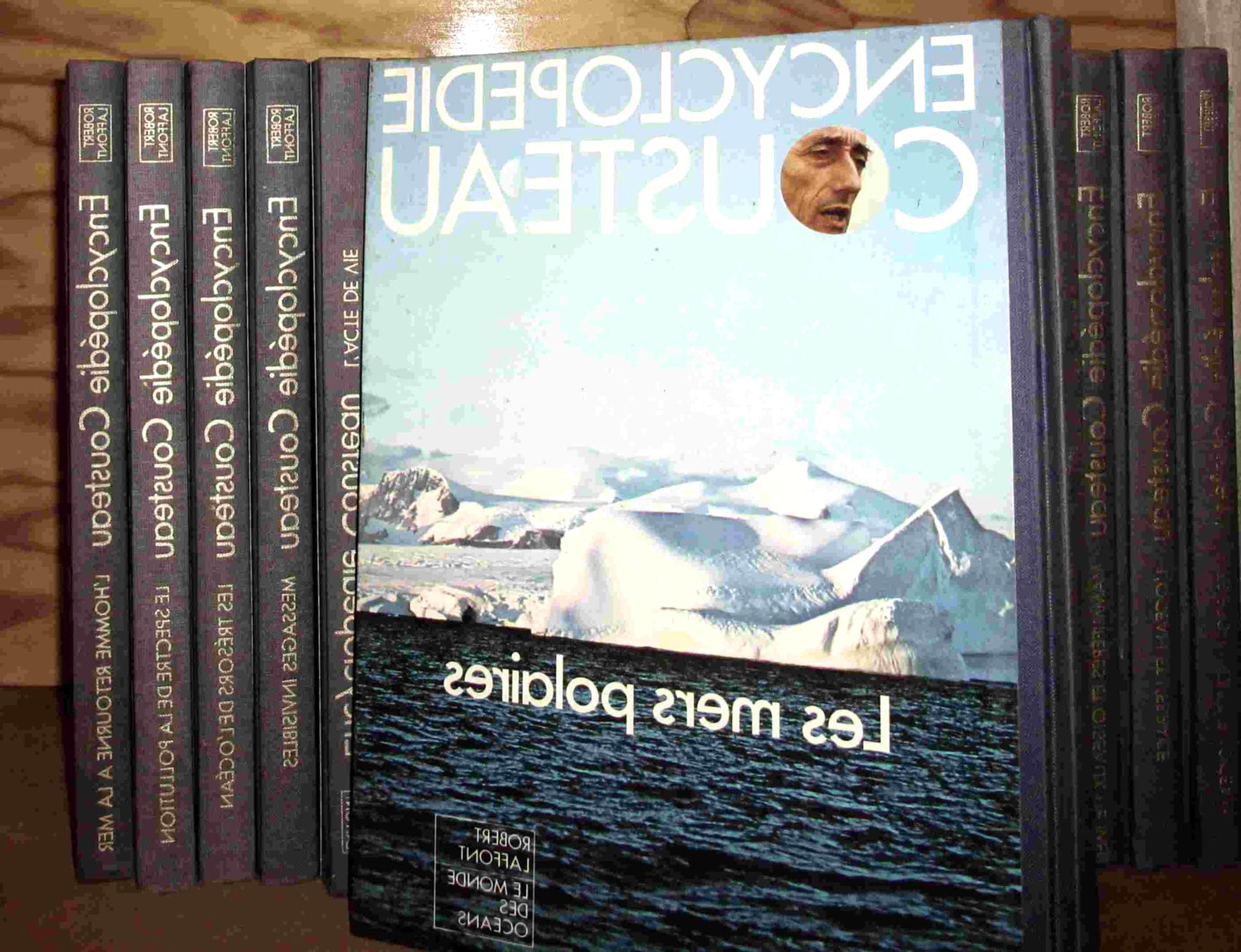 encyclopedie cousteau d'occasion