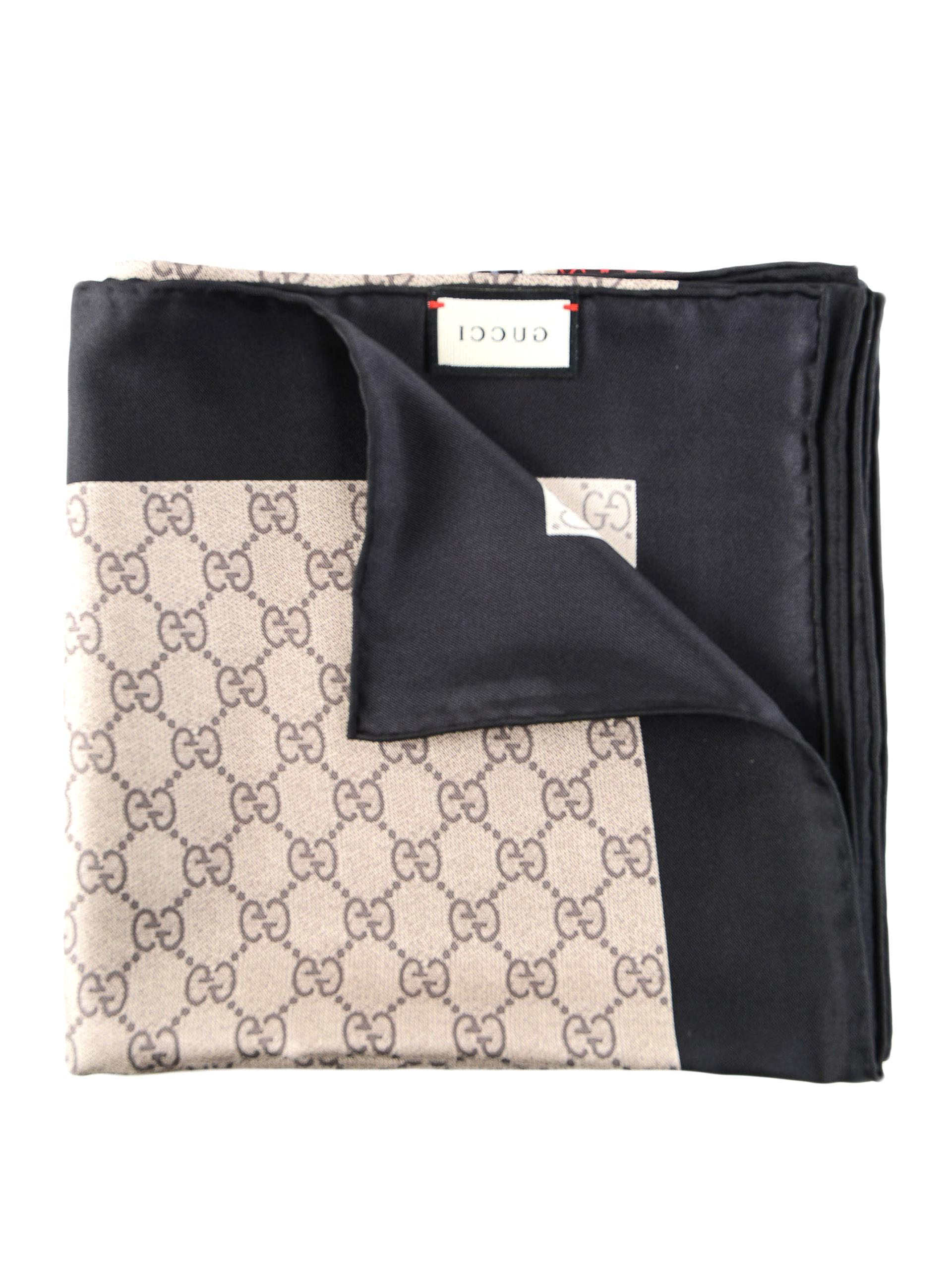 check-out caf97 a8e4b foulard gucci