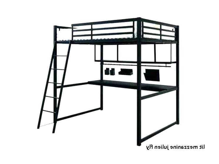 Lit Mezzanine Fly 2 Places d\'occasion
