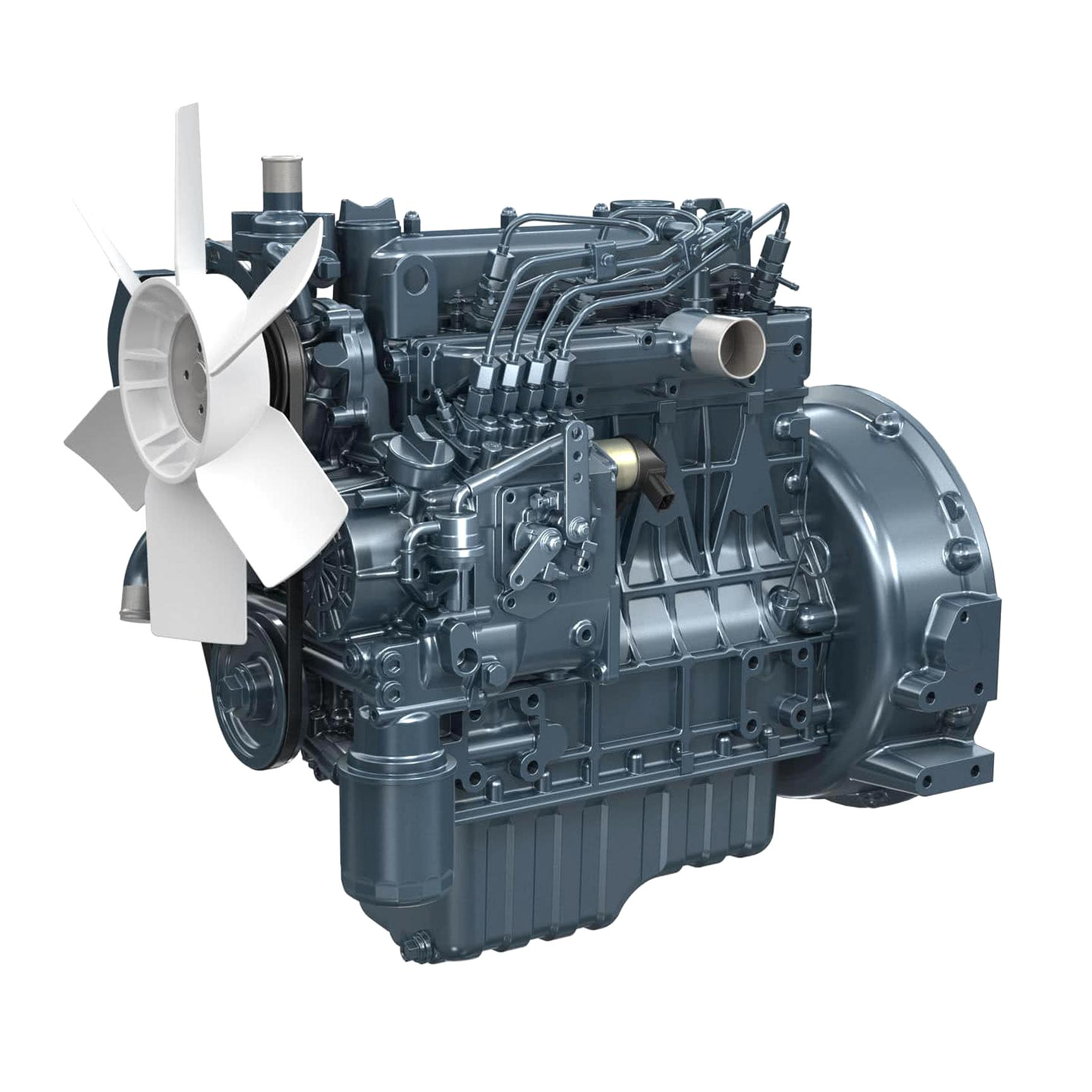 moteur kubota v1505 d'occasion