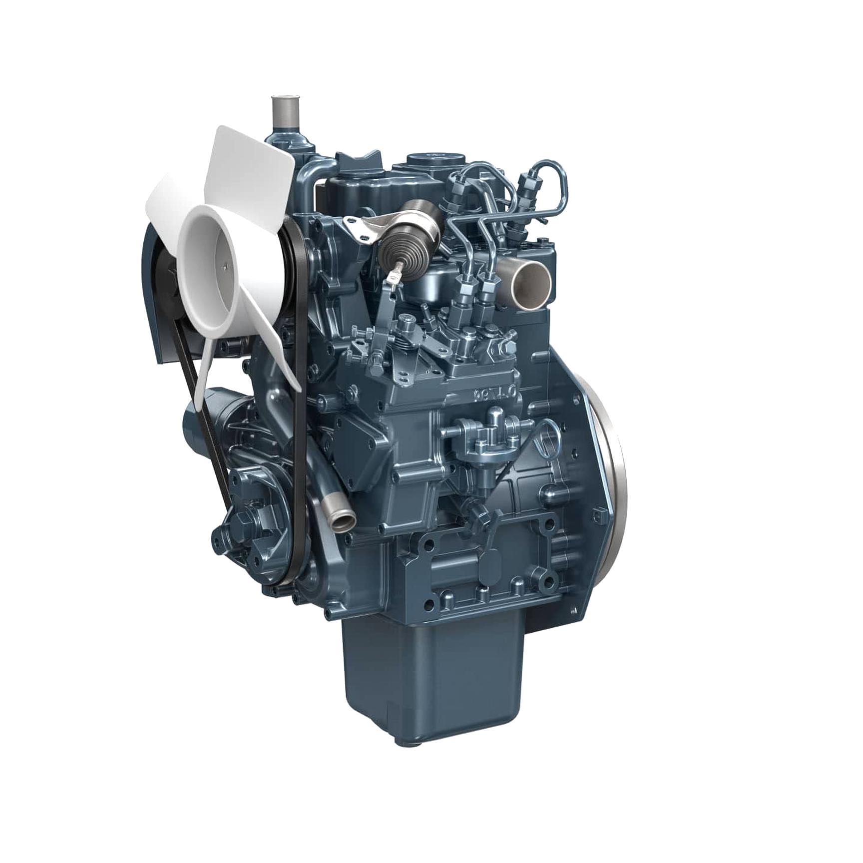 moteur kubota cylindre d'occasion