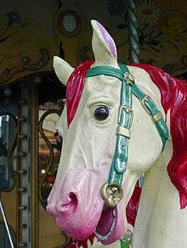 chevaux bois d'occasion