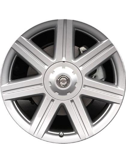 chrysler crossfire wheels d'occasion