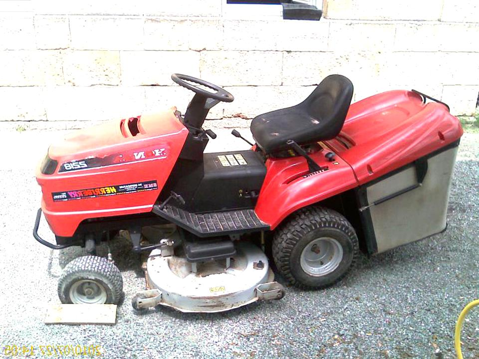 tracteur tondeuse honda 2218 d'occasion