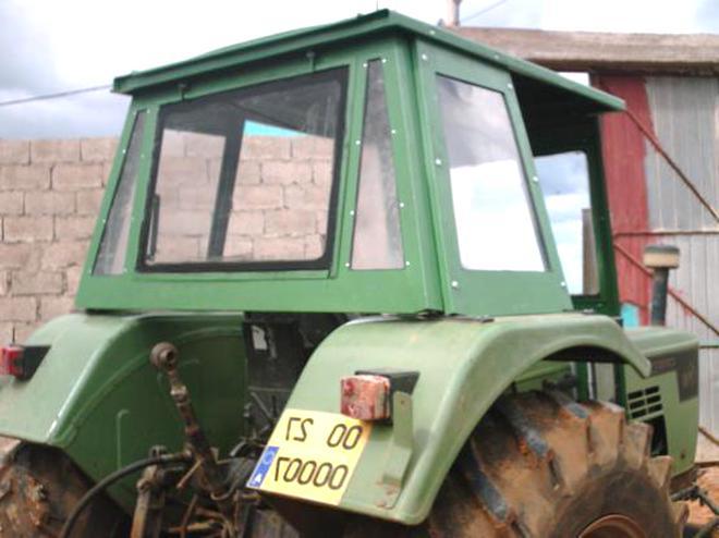 tracteur agricole cabine d'occasion