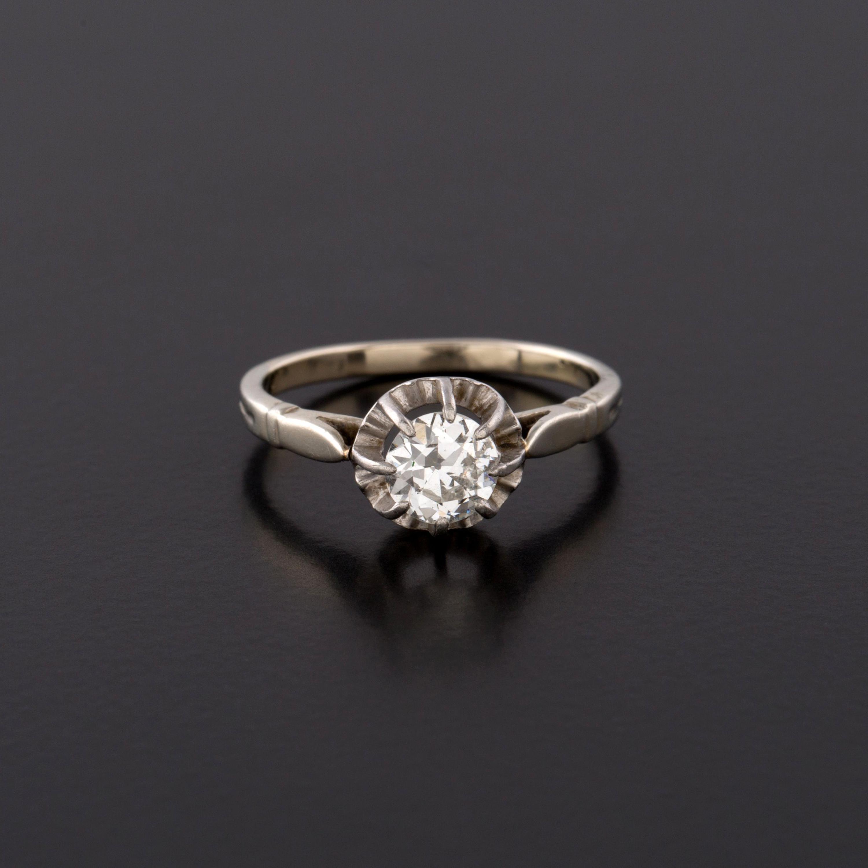 valeur bague diamant taille ancienne