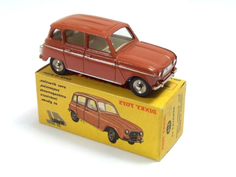 dinky 518 renault d'occasion