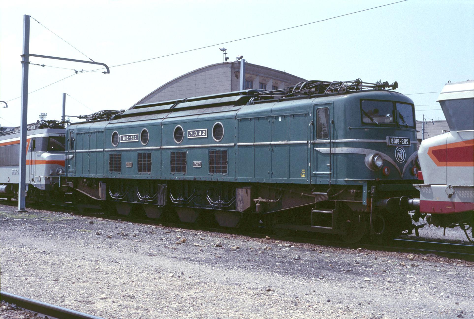 locomotive 2d2 d'occasion
