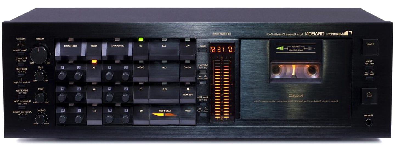 platine cassette nakamichi d'occasion