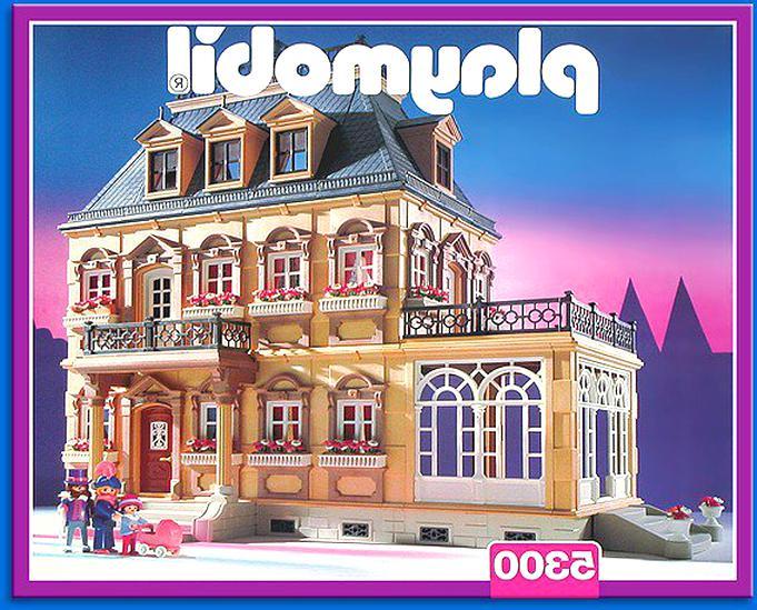 Playmobil Maison Victorienne Etage D Occasion