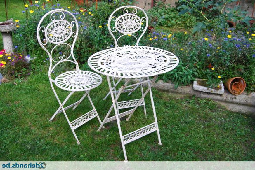 Table De Jardin Fer Forge.Table Jardin Fer