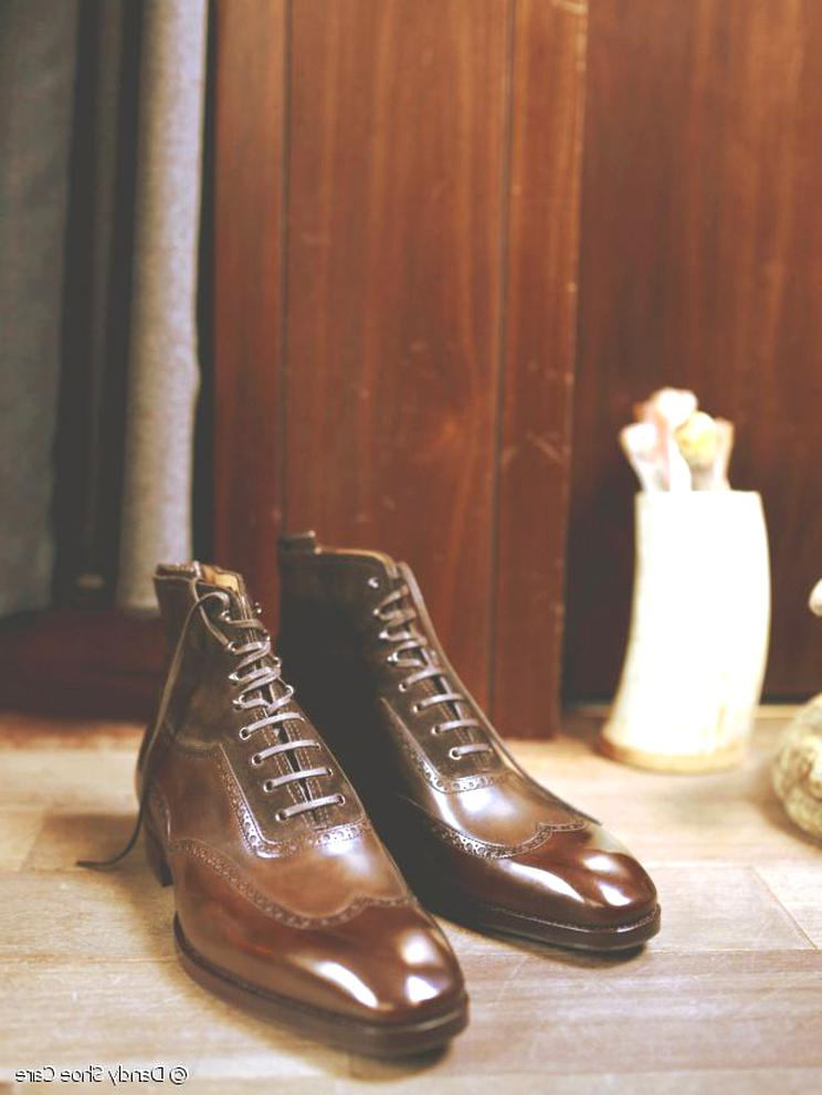 chaussure balmoral d'occasion