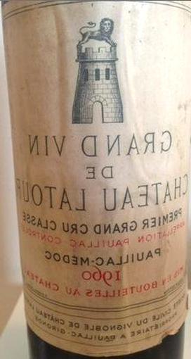 vin 1960 d'occasion