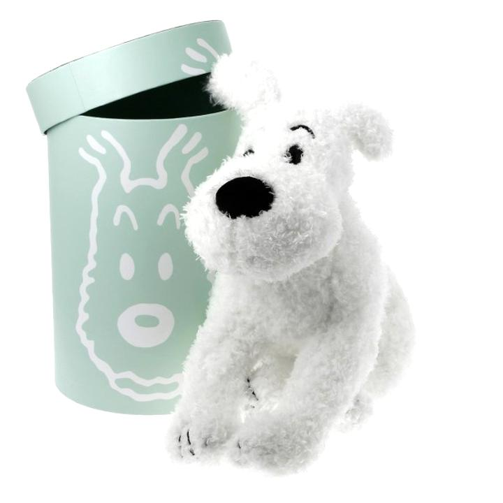 peluche tintin milou d'occasion
