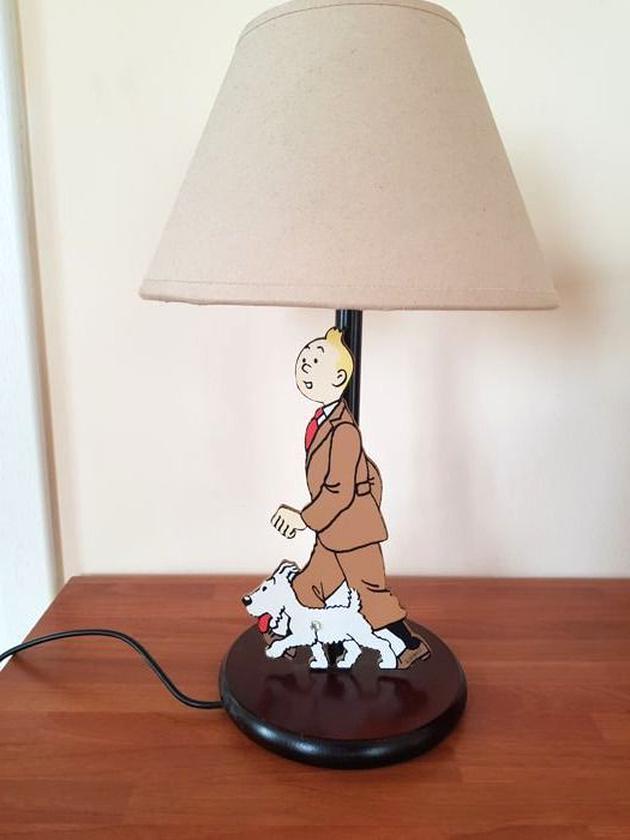 Lampe Tintin d'occasion | Plus que 2 à 75%