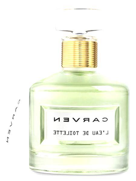 carven eau parfum d'occasion