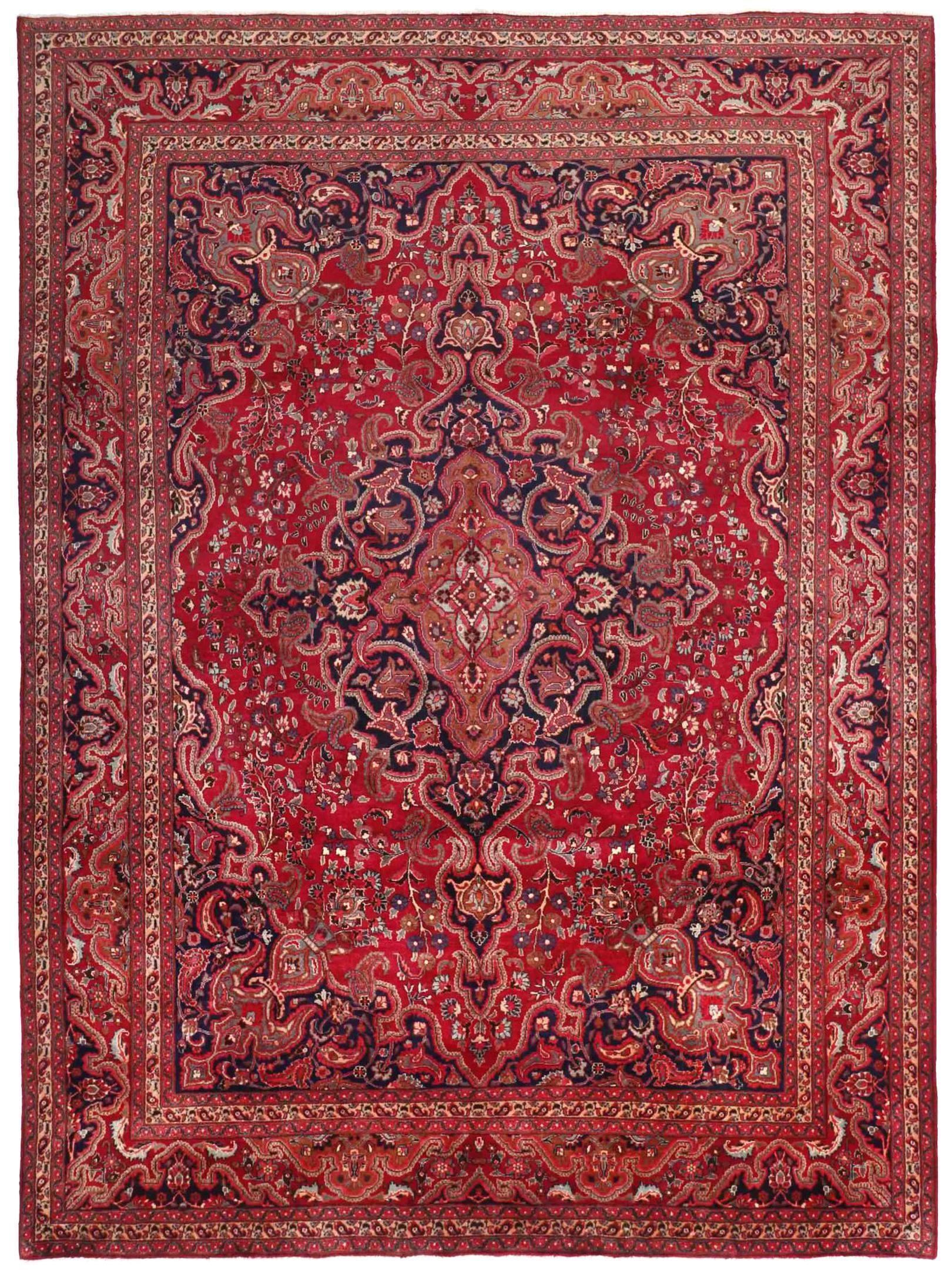 tapis persan d'occasion