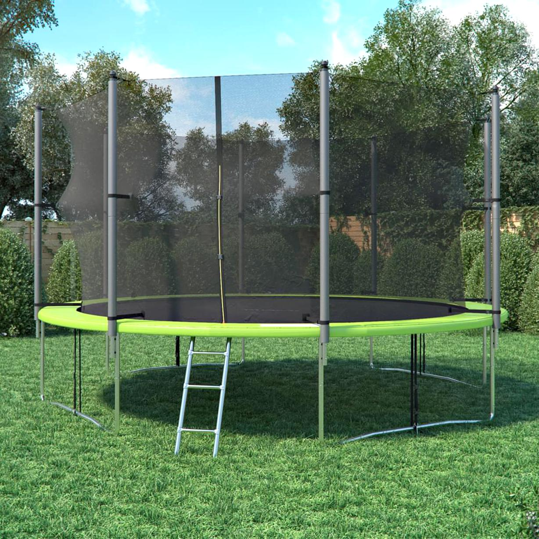 trampoline xxl d'occasion
