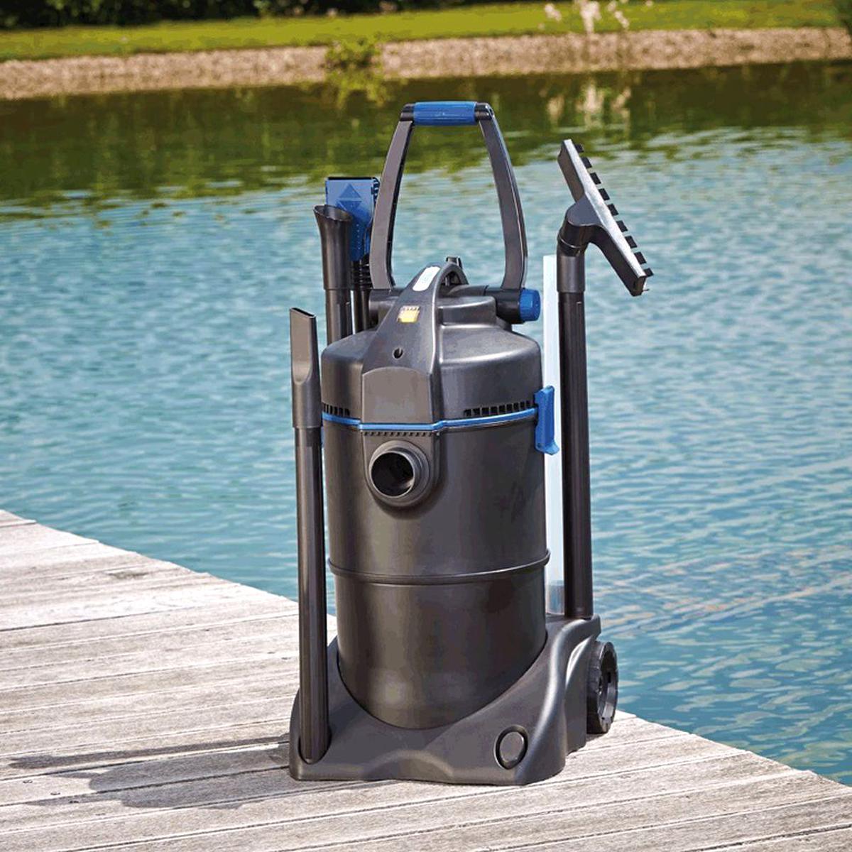 Oase PondoVac Classic Teichsauger zur Reinigung von Pools und Teichen 50529