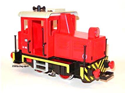 playmobil poignée noire train wagon locomotive ref 4050 4025 4027 H95