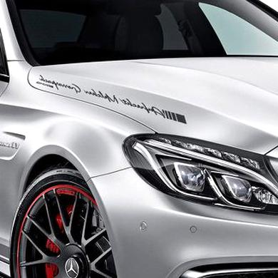 stickers mercedes benz d'occasion