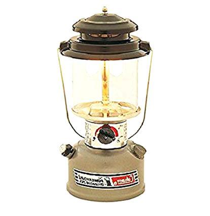 Coleman lampe datant Kunming branchement