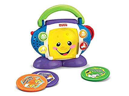 lecteur cd fisher price d'occasion