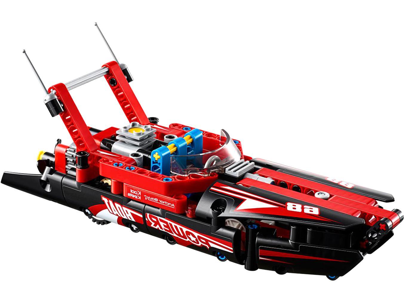 moteur bateau lego d'occasion