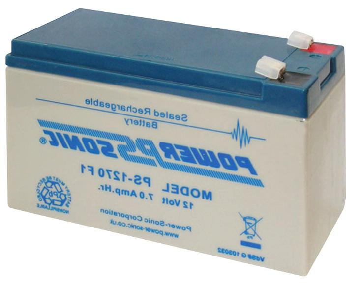 Lead-Acid FirstPower Batterie Gel-Plomb pour USV APC RBC9 7Ah 12V 12V Batterie au Plomb