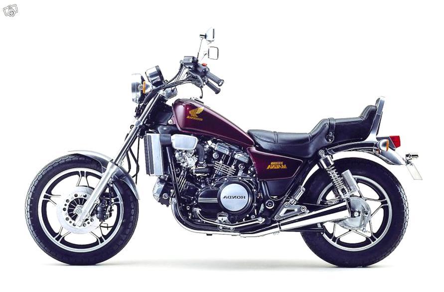 750 honda vfc moteur d'occasion