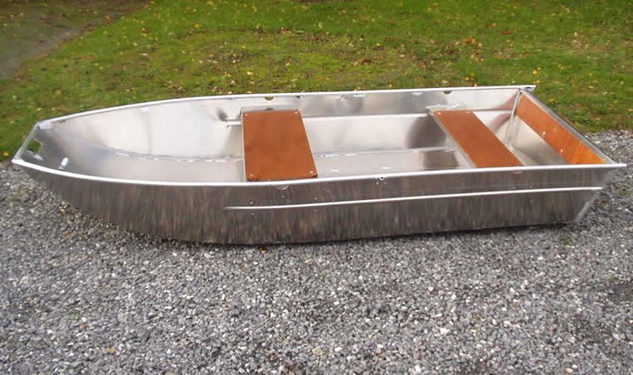 Barque Alu D Occasion Plus Que 3 A 65