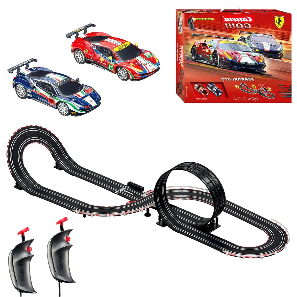 circuit voiture carrera go d'occasion