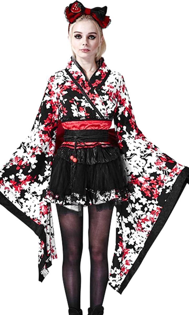 robe punk lolita d'occasion