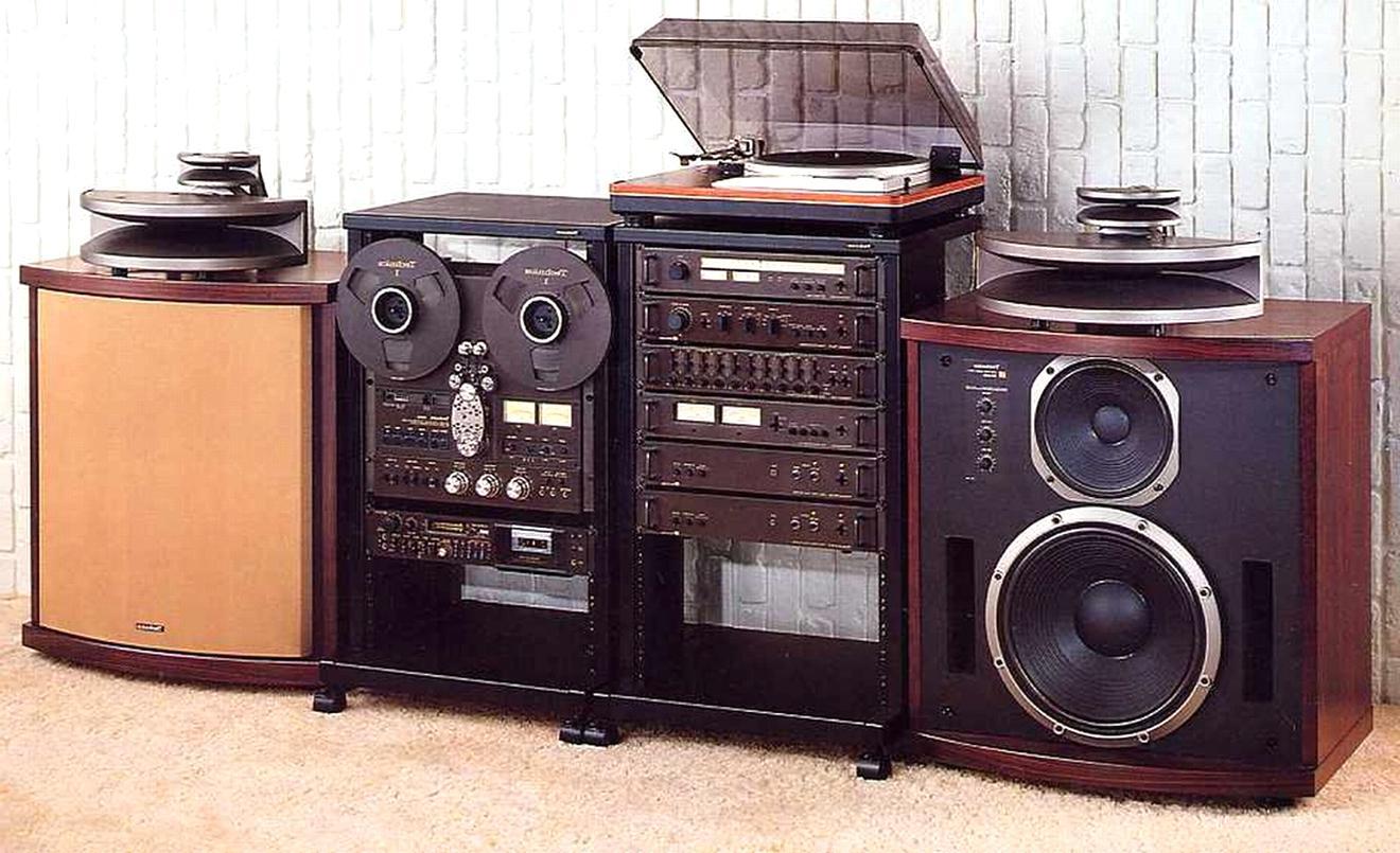 audiophile vintage d'occasion
