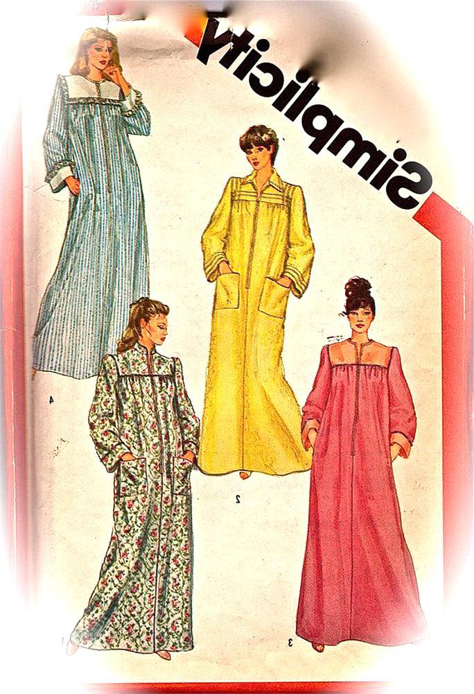 Robe Chambre Vintage D Occasion Plus Que 3 à 75