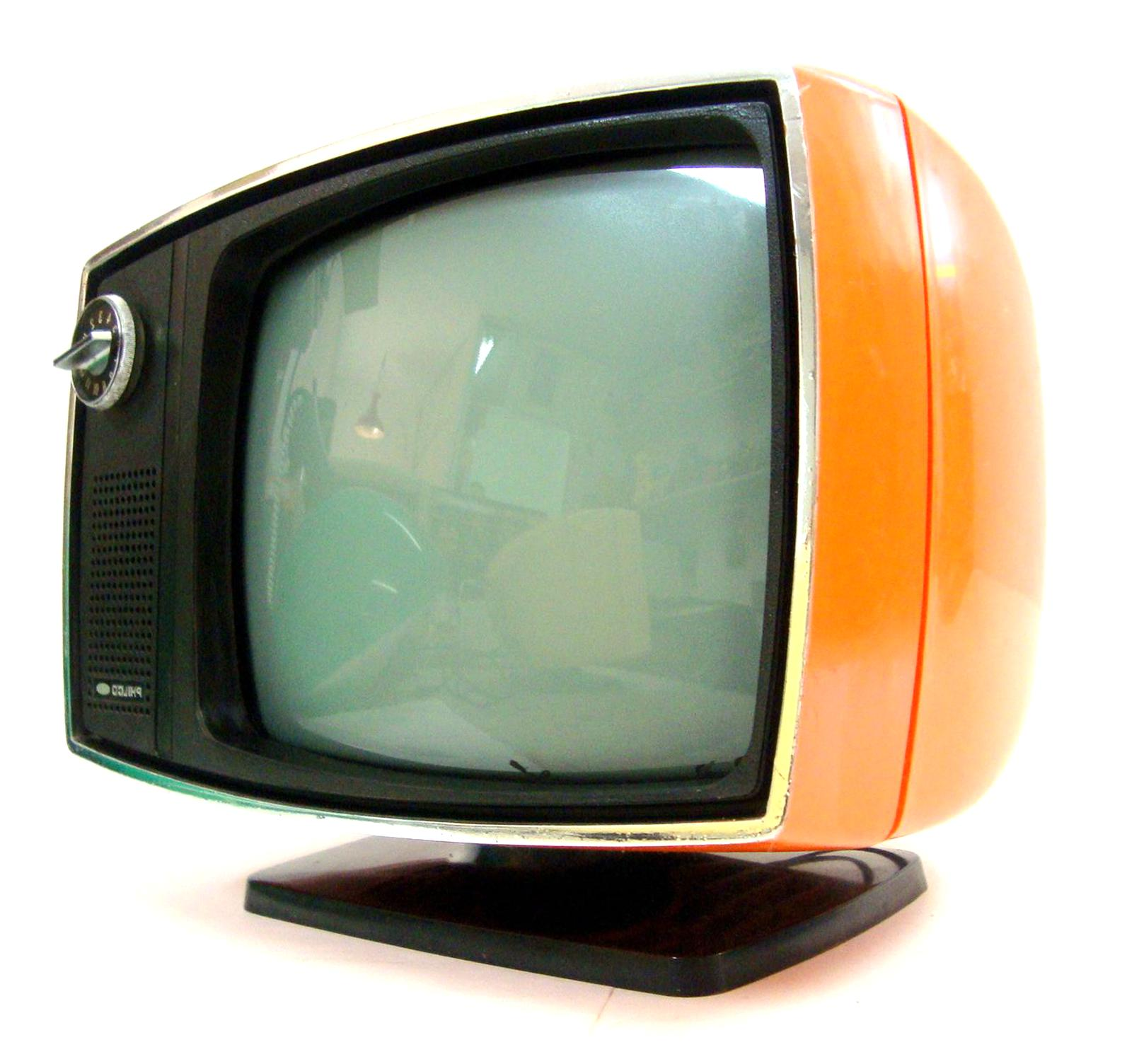 vintage 70 television d'occasion