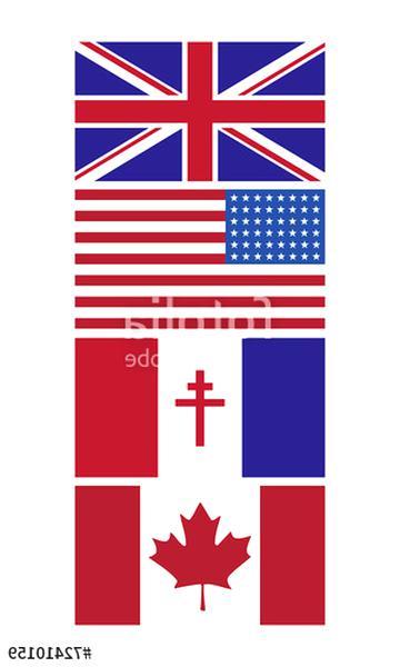 drapeaux ww2 d'occasion