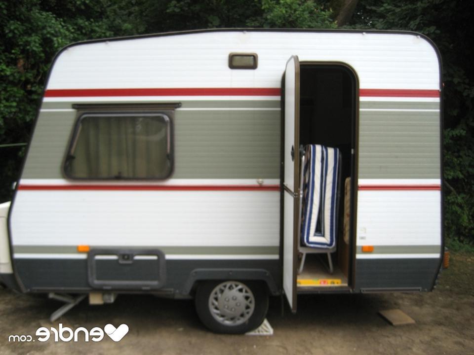 caravane 3 places d'occasion
