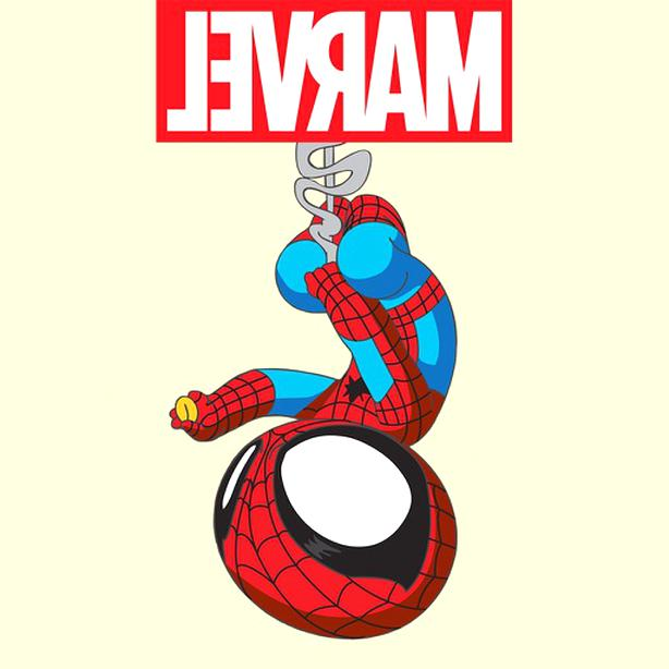 stickers marvel d'occasion