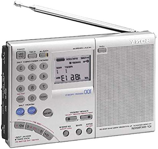 sony icf poste radio d'occasion