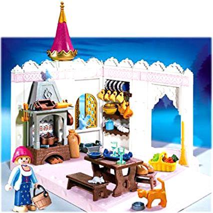 Playmobil Corniche Finition Mur 4255 4251 4250 Cui