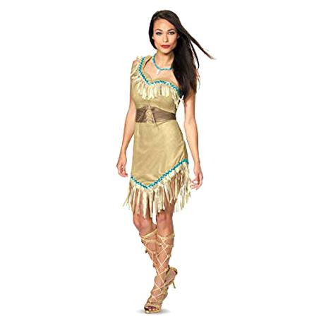 Deguisement Pocahontas D Occasion