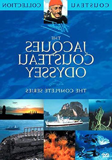 dvd cousteau d'occasion