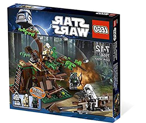 lego star wars ewok d'occasion