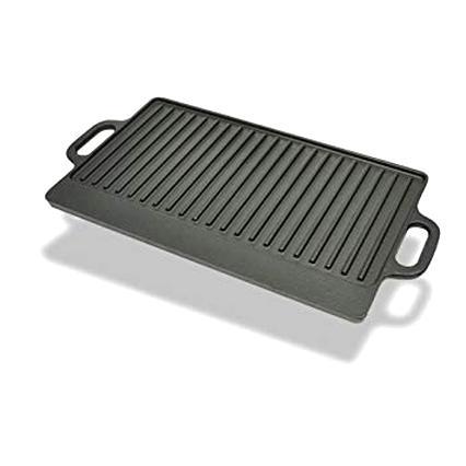 plaque grill fonte plancha d'occasion