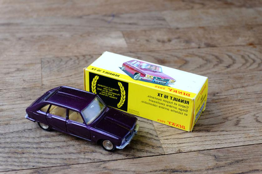 renault 16 tx dinky d'occasion