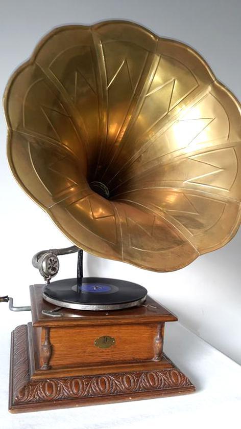 Gramophone Phonographe D Occasion