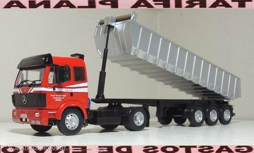 camion mercedes 1 43 d'occasion