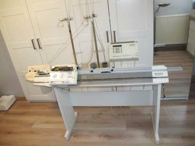 machine tricoter meuble d'occasion